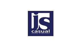 JS casual: логотип